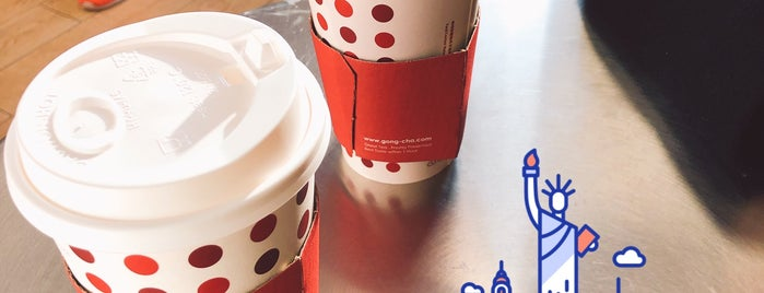 Gong Cha 貢茶 is one of Karenさんのお気に入りスポット.