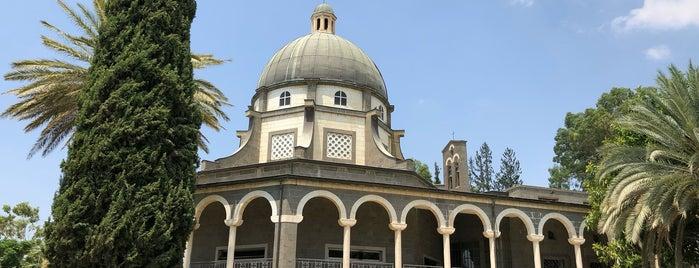 Church of the Beatitudes is one of Tempat yang Disukai Bridget.