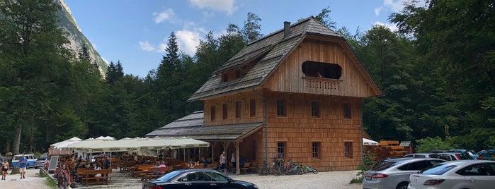 Planinski dom Savica is one of Trip 2019.