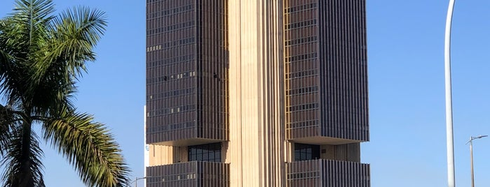 Museu de Valores do Banco Central do Brasil is one of Brasilia, Brazil.