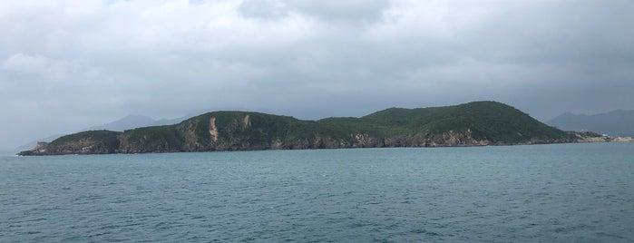 Vịnh Nha Trang (Nha Trang Bay) is one of 🚁 Vietnam 🗺.