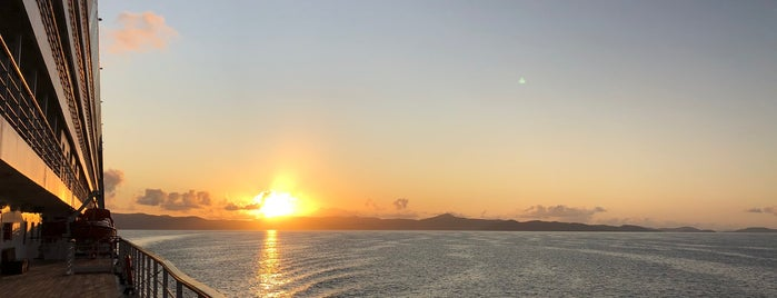 Whitsunday Islands is one of Freizeitaktivitäten.