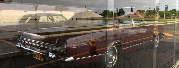 Museu do Automóvel is one of Brasilia, Brazil.