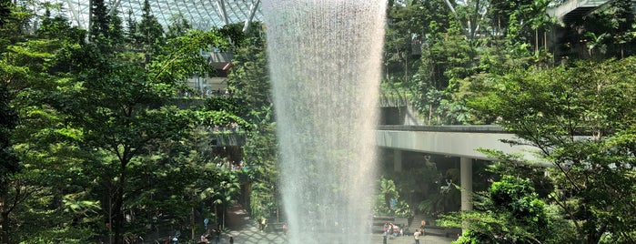 Jewel Changi Airport is one of Singapore.
