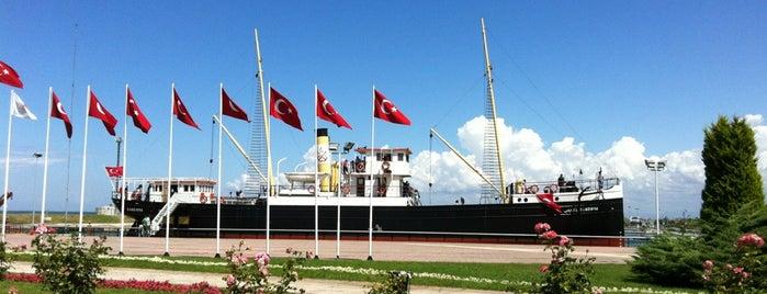 Bandırma Gemi Müze ve Milli Mücadele Açık Hava Müzesi is one of 2.liste.