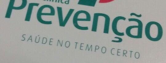 Clínica Prevenção is one of Posti che sono piaciuti a Maria Thereza.