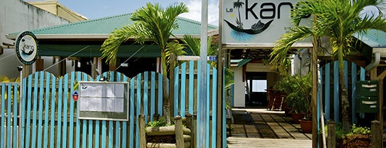 Le Kano is one of Boire un verre en Martinique.