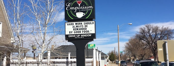 Emporium Coffeehouse & Cafe is one of Coffee love ☕.