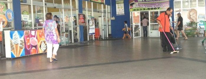 Center Box Supermercados is one of Locais.