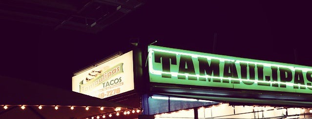 Tamaulipas Tacos is one of TM 120 Tacos You Must Eat Before You Die.