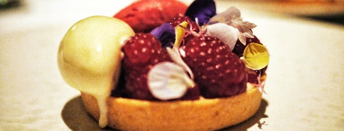 The Ledbury is one of Where in the World to Eat.