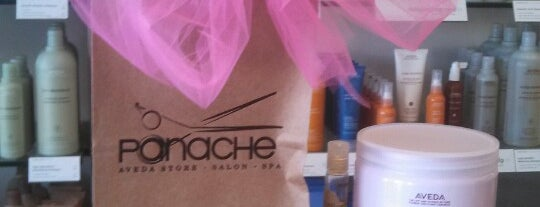 Panache Aveda Store, Salon & Spa is one of My St. Augustine Favorites.