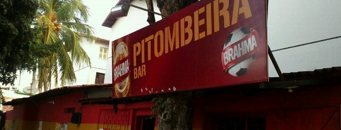 Pitombeira Bar is one of Bar.