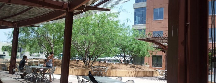 Whole Foods Roof Patio is one of Austin [AR].