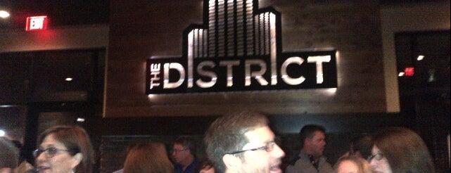 The District is one of Dan's Liked Places.