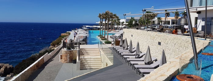 7Pines Resort Ibiza is one of Ibiza.