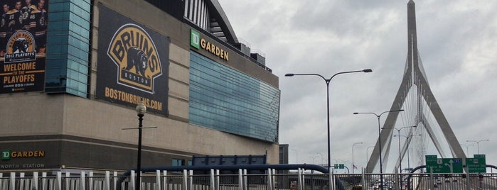TD Garden is one of Boston, MA.