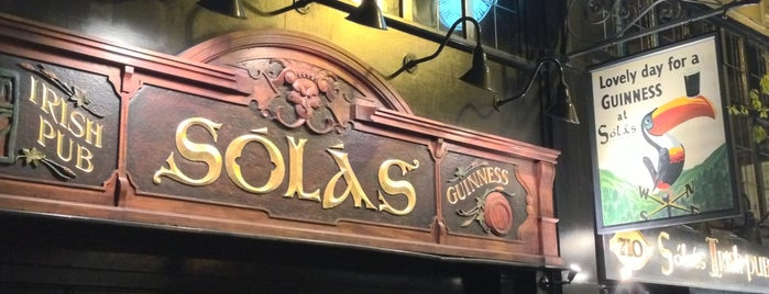 Sólás is one of Boston - Bars.