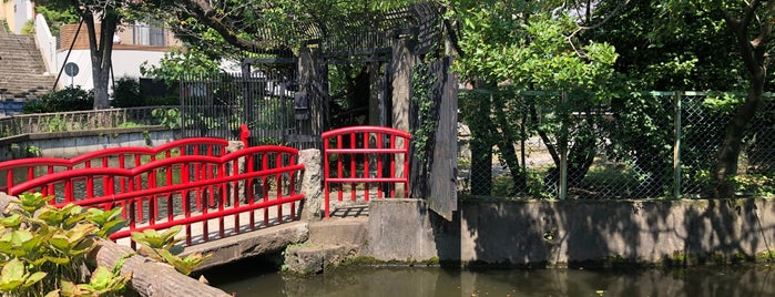 厳島神社 is one of Posti che sono piaciuti a Nonono.