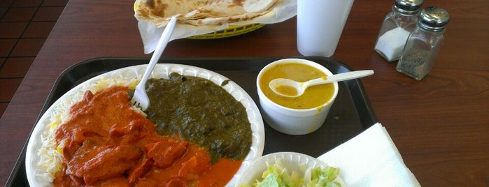 Taste Of India is one of Southern California Foodie Adventure.