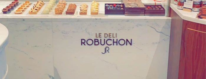 Le Deli Robuchon is one of London.