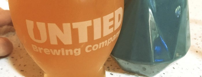 Untied Brewery is one of New Jersey Breweries.