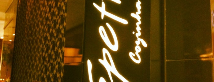 Spettus Cozinha Fusion is one of Restaurantes a quilo.