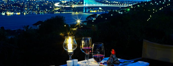 Sunset Grill & Bar is one of istanbul food.