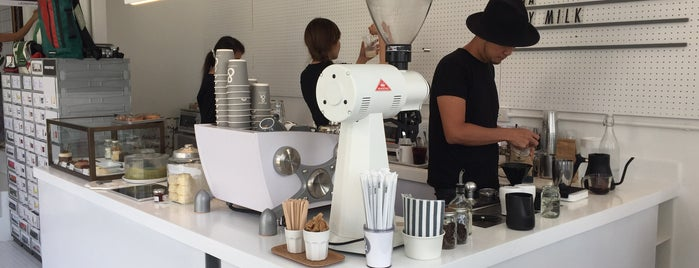 Ampersand Coffee Stand & Design is one of Posti salvati di Huang.