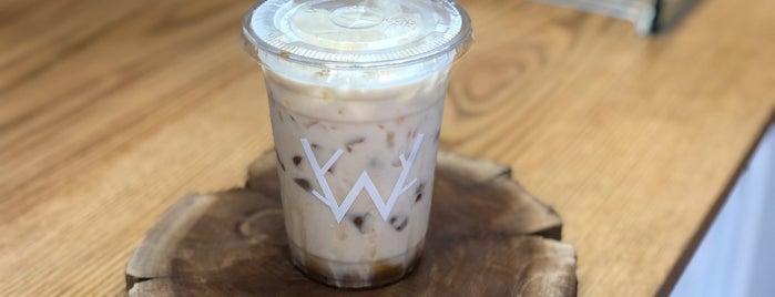 Neighborwood Coffee is one of 04 - ตามรอย.