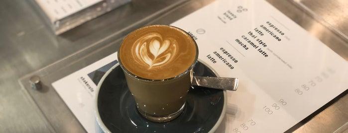 Lonelydaybkk is one of 07_ตามรอย_coffee.