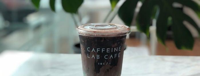 Caffeine Lab Cafe is one of 07_ตามรอย_coffee.