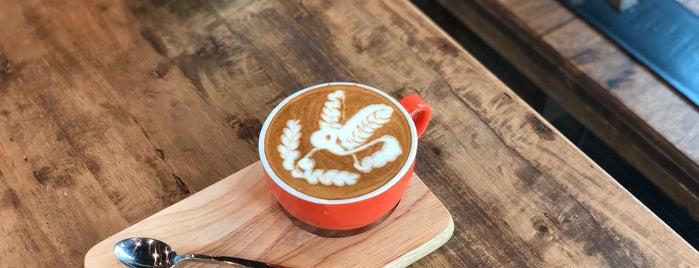 Galaxy Coffee Bar is one of 07_ตามรอย_coffee.