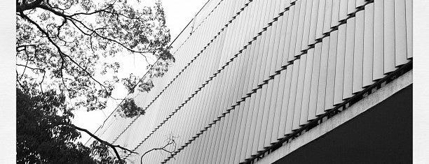 Museu de Arte Moderna de São Paulo (MAM) is one of Sao Paulo.