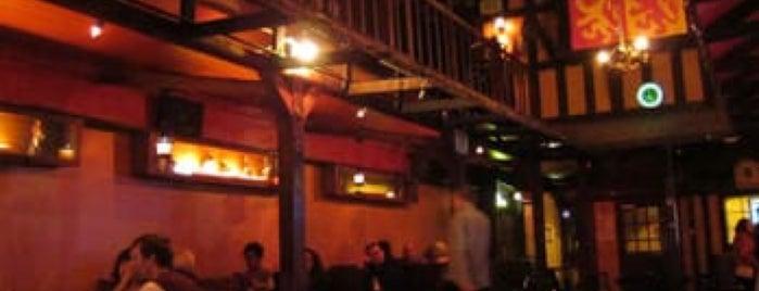 Edinburgh Castle Smoking Room is one of Must-visit Bars in San Francisco.
