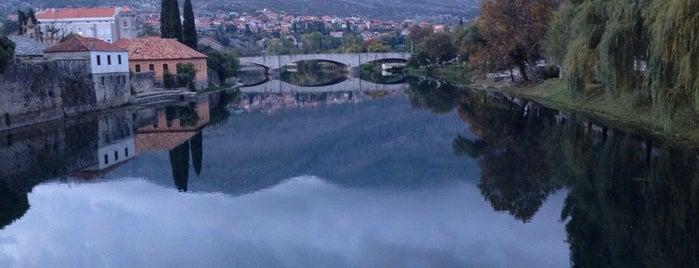 Trebinje is one of Former Yugoslavia/Italy.