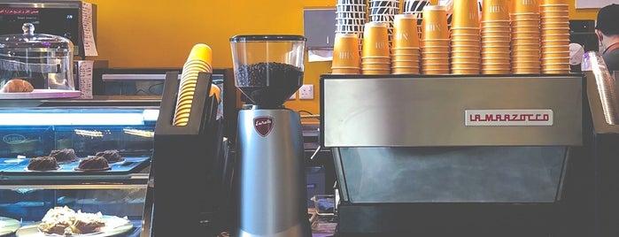 Mill Coffee is one of Gespeicherte Orte von Queen.