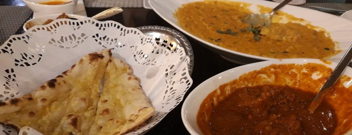 Queen's Tandoor Indian & Fusion Cuisine is one of Best of Jakarta Food.