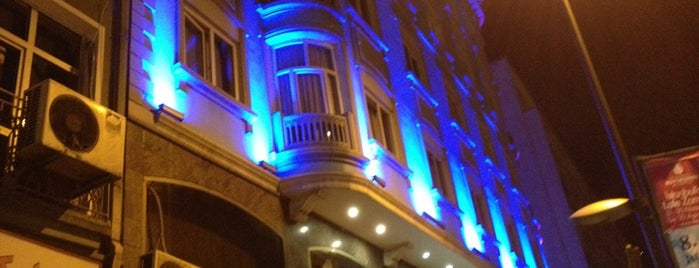 Hotel Bulvar Palas Istanbul is one of Istanbul.