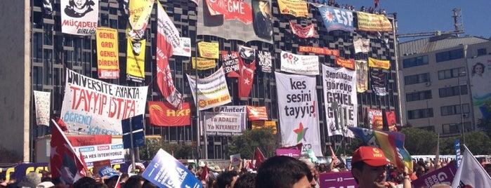 Taksim Gezi Parkı is one of Gezilecek Yerler ve Müzeler.