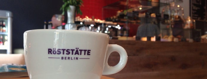 G&G Kaffee Kultur is one of Berlin spots to visit.