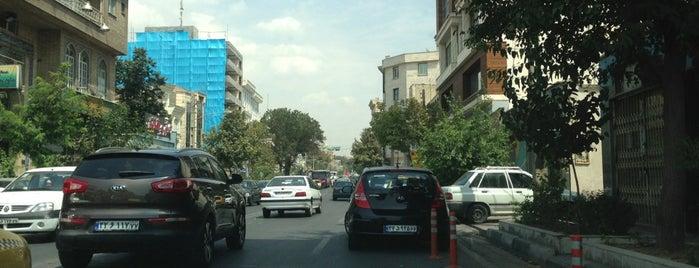 Dowlat Street | خیابان دولت is one of Orte, die Yunus gefallen.