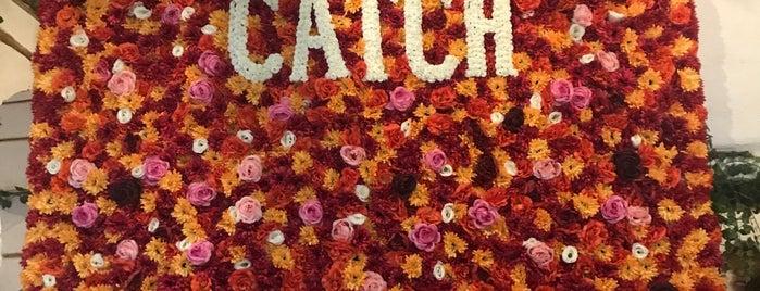 CATCH is one of Jeddah Season 2019.