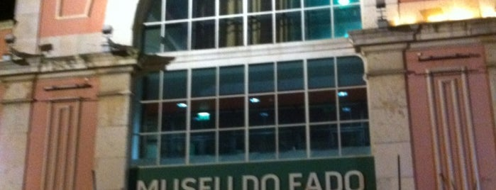 Museu do Fado is one of Portugal.