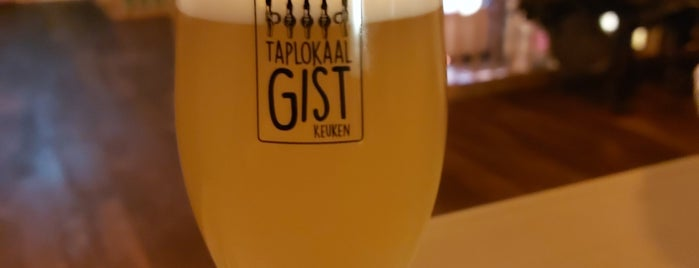 Taplokaal Gist is one of Utrecht.