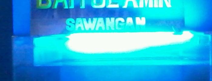 Surau Baitul Amin Sawangan is one of MOSQUE.