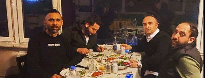 Altinkum Restaurant is one of KAHVALTI (İSTANBUL AVRUPA YAKASI).