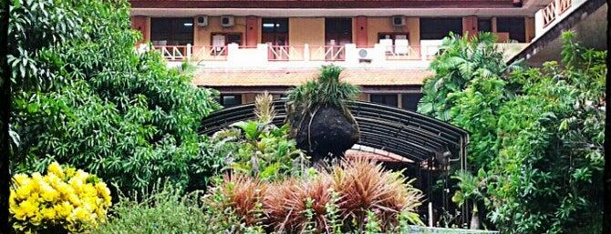 Fakultas Kedokteran Hewan (FKH) UNAIR is one of Characteristic of Surabaya.