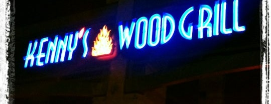 Kenny's Wood Fired Grill is one of Restaurants.