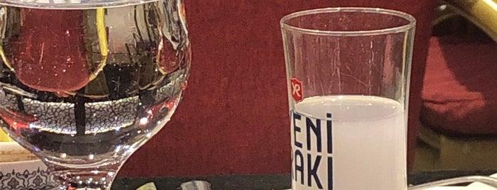 Kırmızı Barbekü is one of Gül 🌹: сохраненные места.